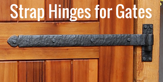 Strap Hinges For Gates 360 Yardware
