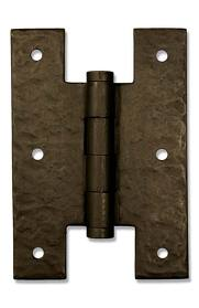 Dark Bronze Heavy Duty H Hinge for Driveway Gates and Heavy Gates