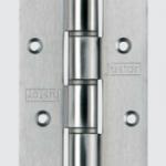Stainless steel self-closing hinges