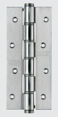 Stainless steel self-closing hinges