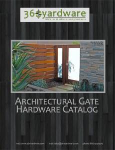 360 Yardware Architectural Gate Hardware Catalog