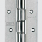 Heavy Duty Spring Loaded Hinges in Marine Grade Stainless