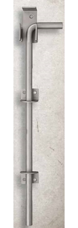 Marine Grade Stainless Steel 316 Cane Bolt Drop Bolt by Snug Cottage 6096-18316