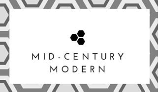 Midcentury modern kitchen cabinet hardware