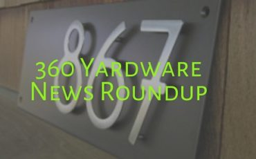 Latest News from 360 Yardware