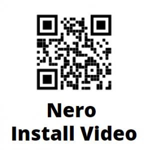 Nero Contemporary Lever Gate Latch QR Code Installation Instruction