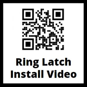 Ring Latch QR Code Installation Instruction